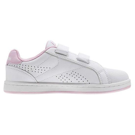 Chaussures enfant Chaussures de tennis Reebok Classics Royal Comp Cln 2v Blanc Blanc - Achat / Vente basket