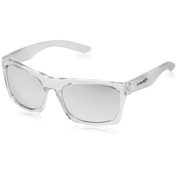 Arnette Uv Protected Square Unisex Sunglasses - (dibs An4169-2021-6g-3n|59|grey Lens) EKOH9