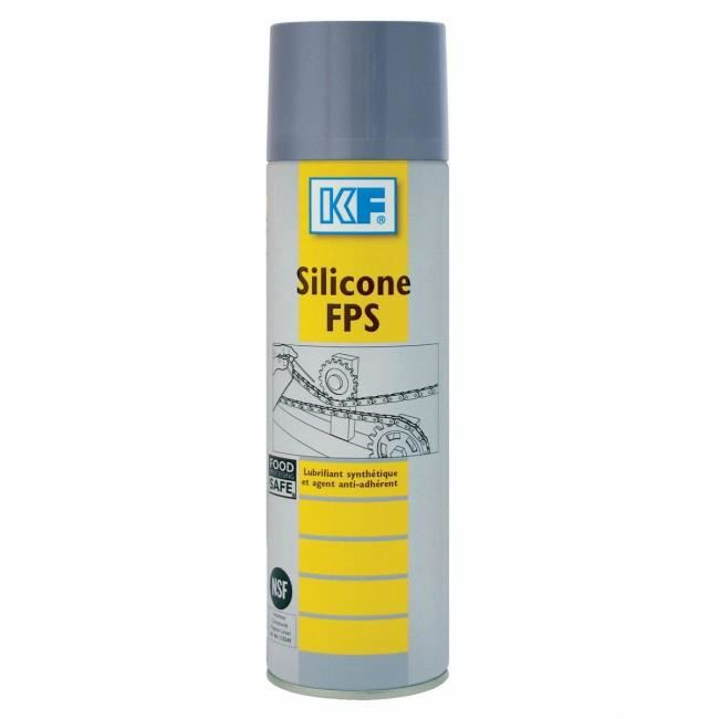 Lubrifiant silicone alimentaire FPS