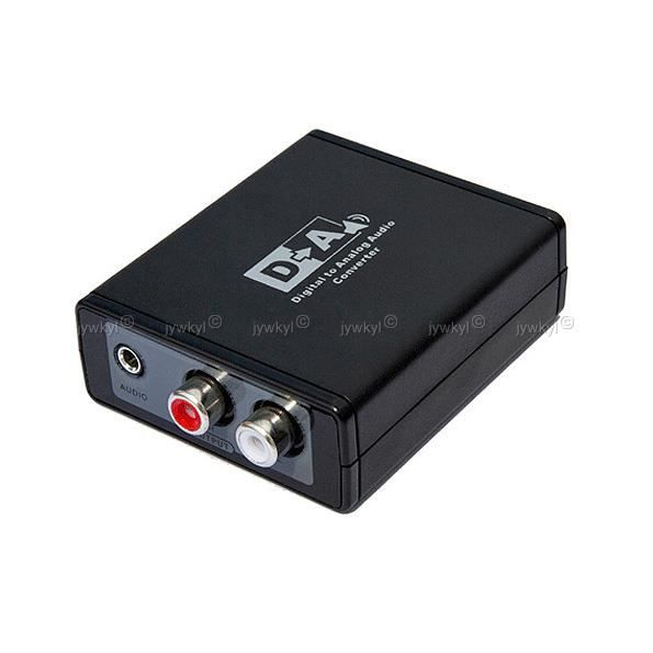Adaptateur Convertisseur Coaxiale Optique S Spd C 226 Ble