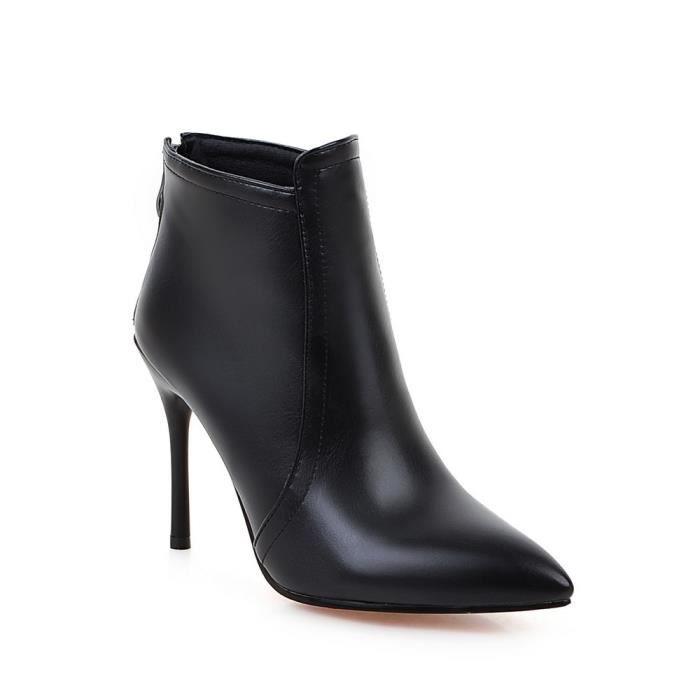 2016 Les nouvelles bottes chaudes Mme souligné ...