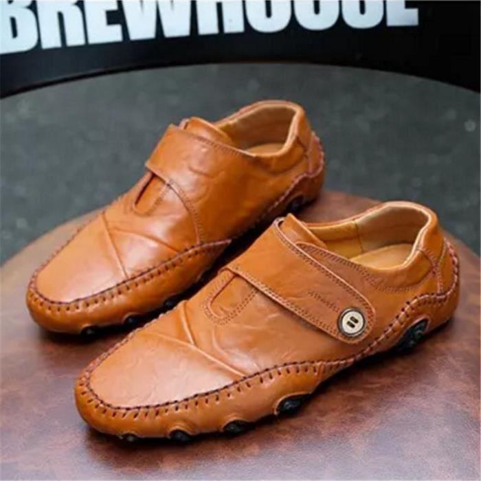 CUSSELEN Derbies Hommes Extravagant Chaussures résistantes à l'usure Qualité Confortable Adulte