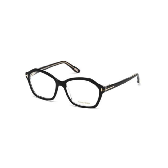 901bb3d7d63347 Lunette de vue Tom Ford FT5361 005 noir - Achat   Vente lunettes de ...