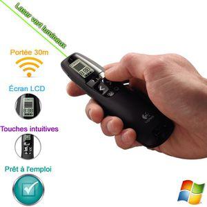 TÉLÉCOMMANDE VIDÉOPROJ. Logitech Wireless Presenter R800