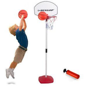 PANIER DE BASKET-BALL Panier de Basket sur Pied - Pour Enfant - 117 cm