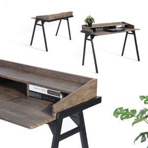 BUREAU  HOUSE IN BOX.COM Table de Bureau D'ordinateur avec