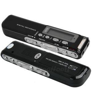 ENREGISTREUR 8GB LCD Enregistreur Vocal Voice Numerique Dictaph