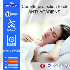 COUETTE Couette protection totale anti acariens 400 gr/m²
