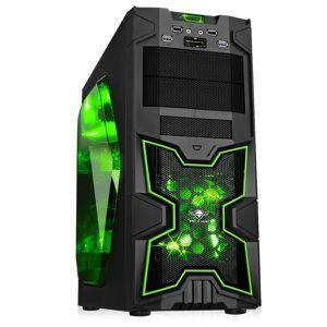 UNITÉ CENTRALE  Ordinateur Pc Gamer X-Fighters Army AMD Ryzen 3 22