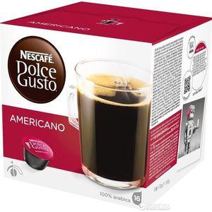 CAFÉ NESCAFE Dolce Gusto Espresso Americano - 16 Capsul