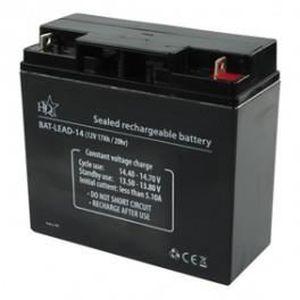 BATTERIE DOMOTIQUE batterie au plomb acide 12v 17 ah