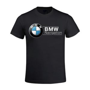 98f9bf1de6fd1 T-SHIRT T-shirt Homme bmw logo Manches courtes Imprimé T S
