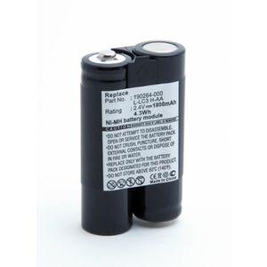 PILES Batterie souris sans fil 2.4V 1800mAh  - Accumulat