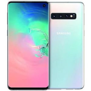 CLÉ USB Samsung Galaxy S10 8Go/128Go Blanc Double SIM G973