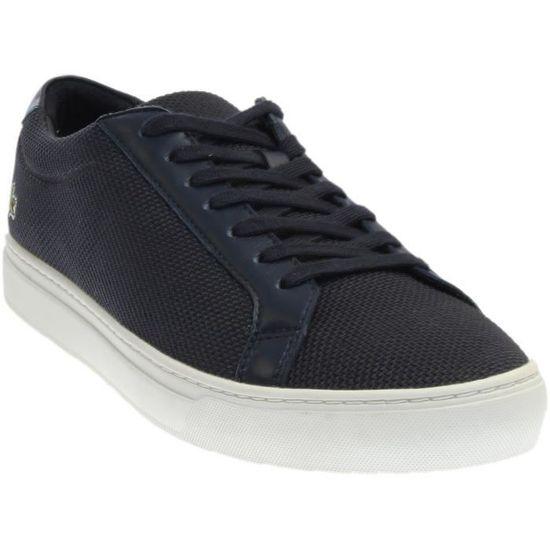 Lacoste L.12.12 Sneaker Mode WBHW5 Taille-50 Bleu Bleu - Achat / Vente basket