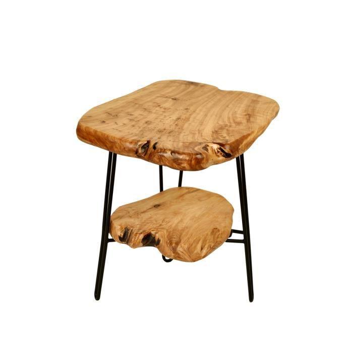 Table En Forme De Tronc D Arbre Achat Vente Table D