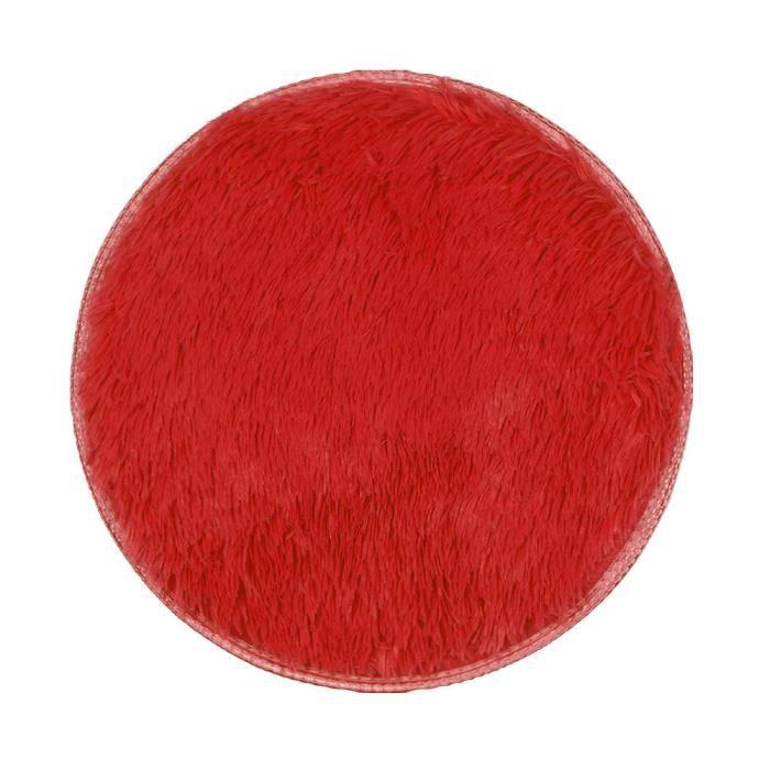 TAPIS Napoulen®40*40cm épaissi tapis circulaire nattes s