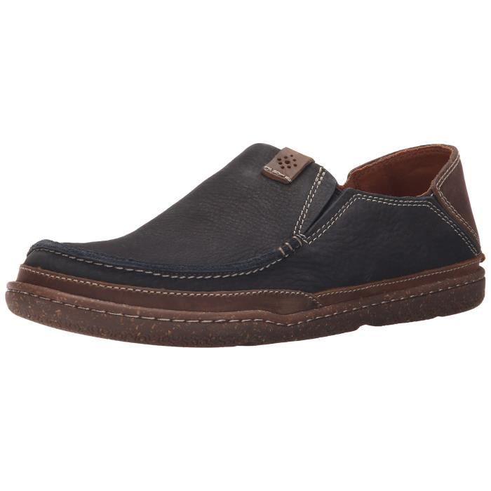 Clarks Forme trajectoire des hommes slip-on loafer PW213 i4Z7MS8