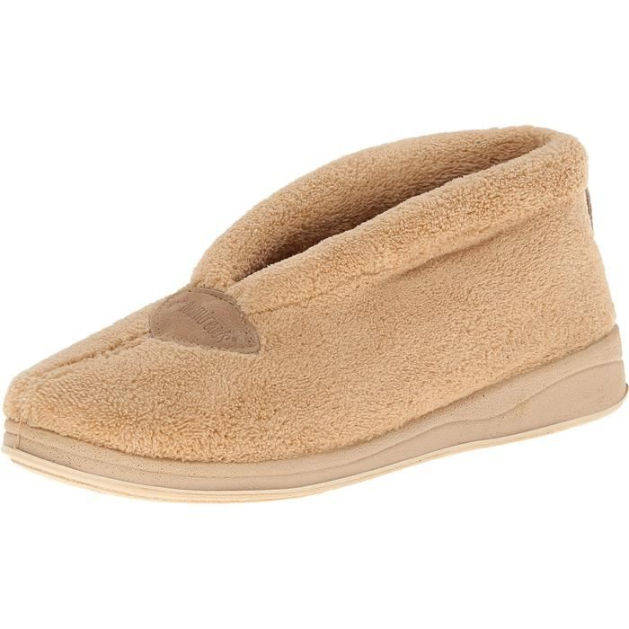 Cashmere Slip-on chaussons MKXRH Taille-36
