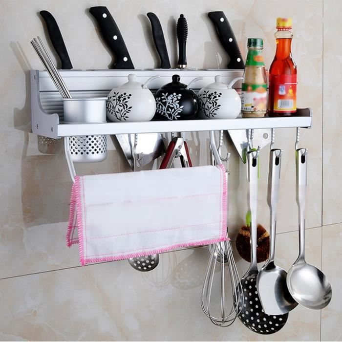 rangement cuisine mural achat vente pas cher. Black Bedroom Furniture Sets. Home Design Ideas