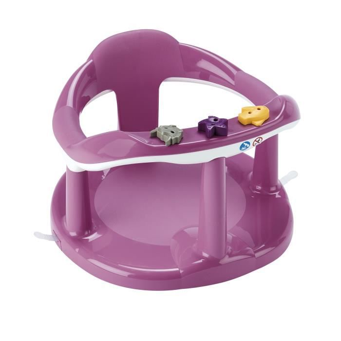 Thermobaby Anneau De Bain Aquababy Rose Orchidee Rose Achat