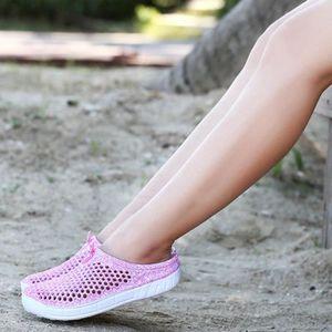 Nouveauté Mules Femme Chaussures Plates Casuel Gris L6lsE