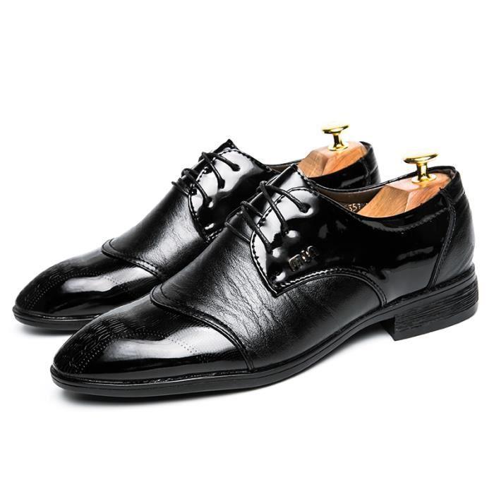 Derby pour homme Chaussures de villeChaussures officielles Confortables et légères iM3qsrWG