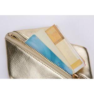 SAC À MAIN Fashion Femmes Lips Make Up Bags Travel Bag Pouch