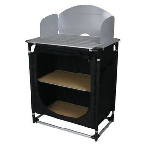 meuble cuisine camping - achat / vente pas cher - cdiscount