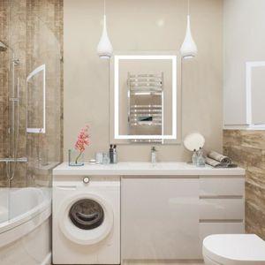 MIROIR SALLE DE BAIN LED miroir de salle de bain miroir penderie miroir