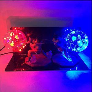 ECLAIRAGE DE MEUBLE 2018 Dragon Ball Z Force bombs lamp de table Lumin
