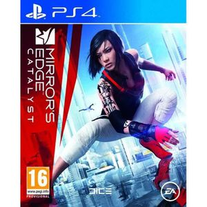 JEU PS4 Playstation 4 Mirror's Edge Catalyst - Day-One Edi