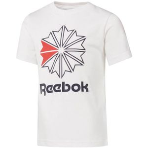 T-SHIRT Starcrest Garçon/Fille Tee-shirt Blanc Reebok