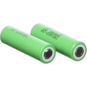 CHARGEUR DE PILES 2 piles Samsung INR18650-25R - 18650 Li-Ion LiNiMn