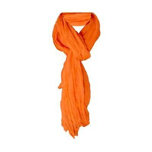 ECHARPE - FOULARD Chèche WAXX mixte orange
