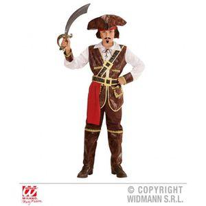 ACCESSOIRE DÉGUISEMENT Déguisement pirate luxe garçon 4-5 ans (116 cm)