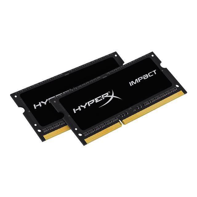 HyperX Impact 8GB 1600MHz DDR3    HX316LS9IBK2/8
