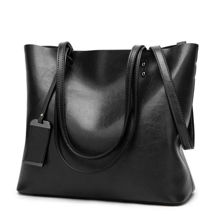 Mode Top Handle Sacs à main Sac à bandoulière Satchel Messenger sac fourre-tout pour femmes A0U77