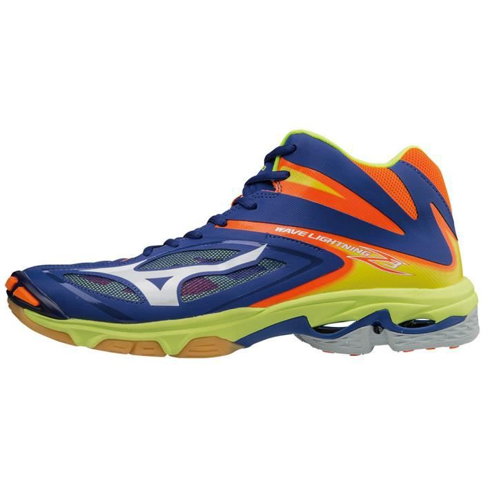 chaussures volley asics pas cher