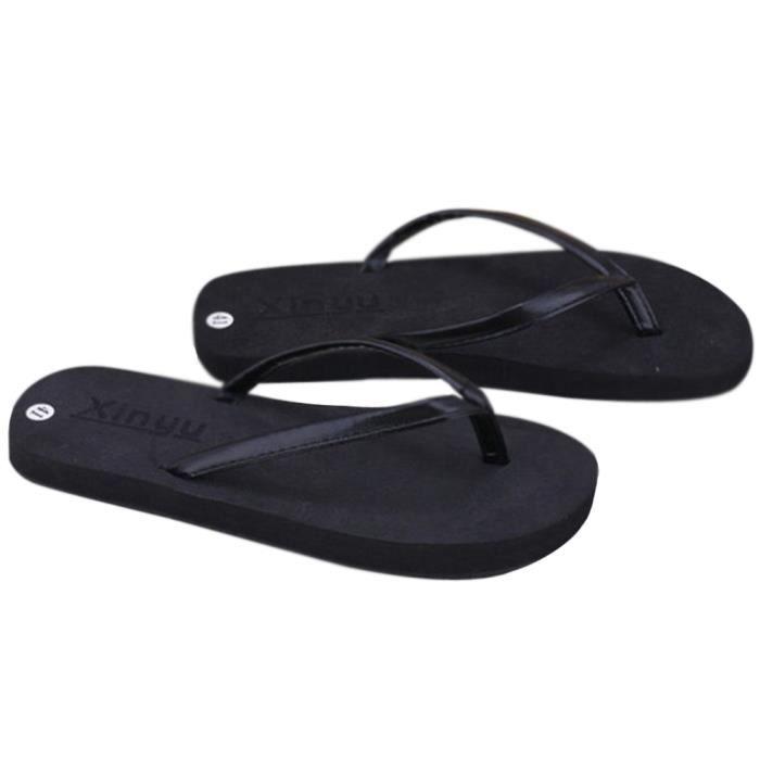 Femme Flip Flops été Plage Sandales Nouvelle Mode Anti-dérapage Pantoufle Porter Respirant slippers Femmes Casual tong Lk02tCahA