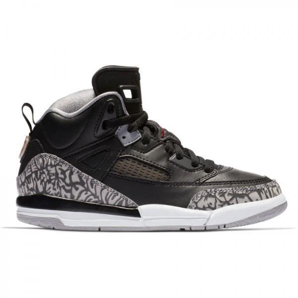 4f4db25700c Chaussure Jordan Spizike BP Noir Pour Enfant - Prix pas cher - Cdiscount