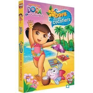 DVD DESSIN ANIMÉ DVD Dora sous les cocotiers