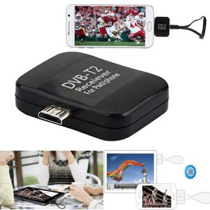 TUNER TV EXTERNE Aneiores®DVB-T2 Android Tuner TV DVB T2 Pad TV Re