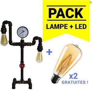Vente Poser Achat Cher A Style Lampe Industriel A35l4rjq Pas OkZiuPX