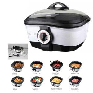 LOT  OUTIL PRÉPARATION  Robot Culinaire Recettes Faciles 8 en 1