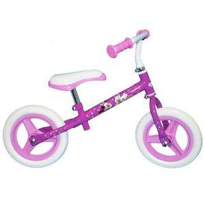 DRAISIENNE Draisienne disney Minnie 10 pouces vélo sans pédal
