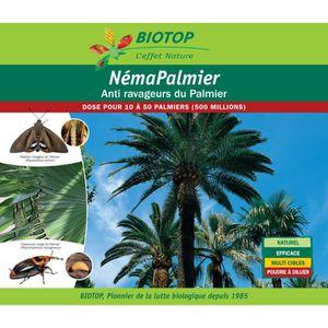 TRAITEMENTS PLANTES Nématodes utiles spécial palmier (500M).