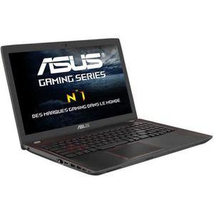 ORDINATEUR PORTABLE ASUS PC Portable FX553VE-DM354 -  GTX 1050 Ti - 15