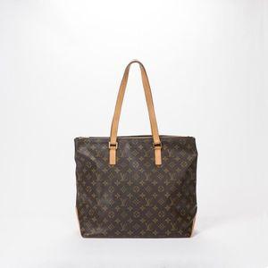 SAC À MAIN Louis Vuitton - Sac à main - Monogram Canvas Brown 1fdbf240db2