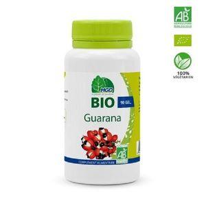 COMPLÉMENT MINCEUR guarana bio 90 gélules